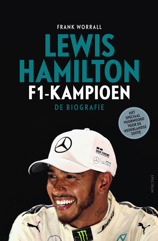 De biografie van F1-kampioen Lewis Hamilton