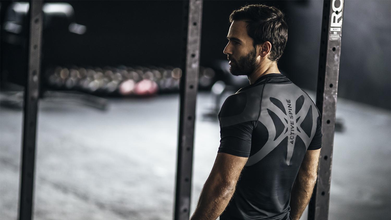 Odlo Active Spine: trainen met een betere houding