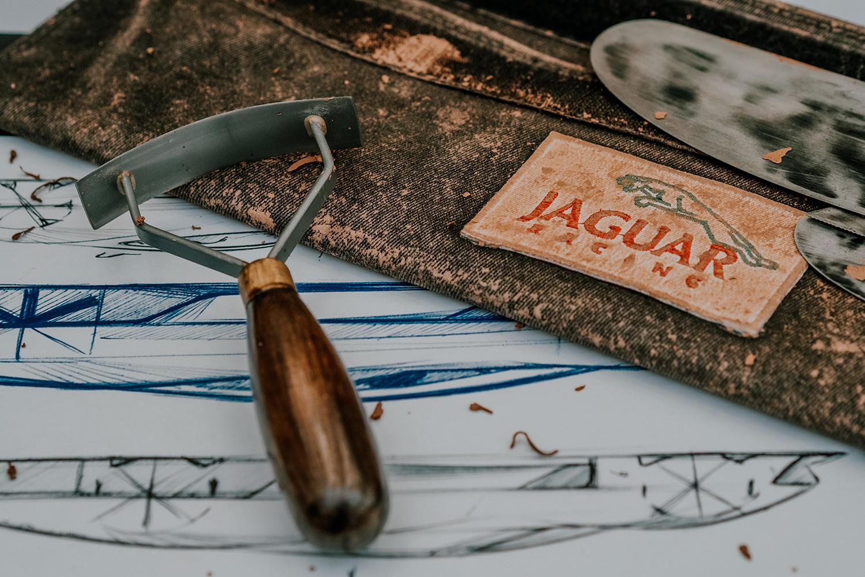 Nieuwe geavanceerde designstudio van Jaguar