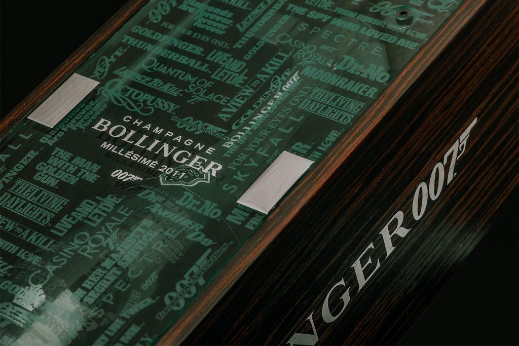 bollinger james bond