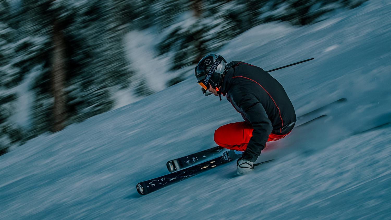 bomber ski voor bentley