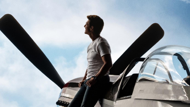 Terugkeer van Tom Cruise als Maverick in de trailer van Top Gun: Maverick