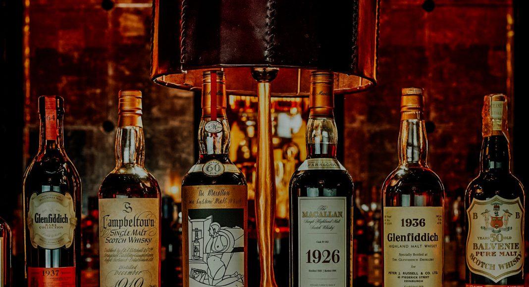 Grootste privé whiskycollectie ooit wordt geveild