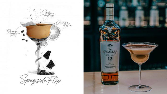 The Macallan whisky cocktail recepten