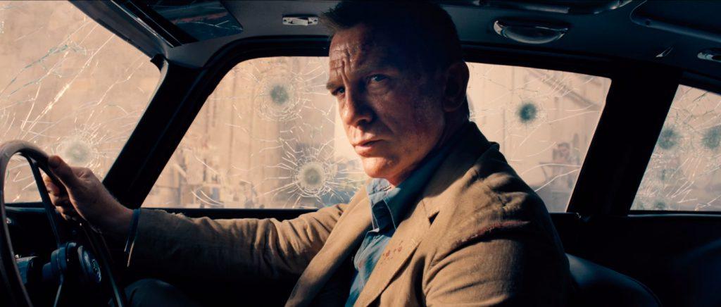 james bond trailer