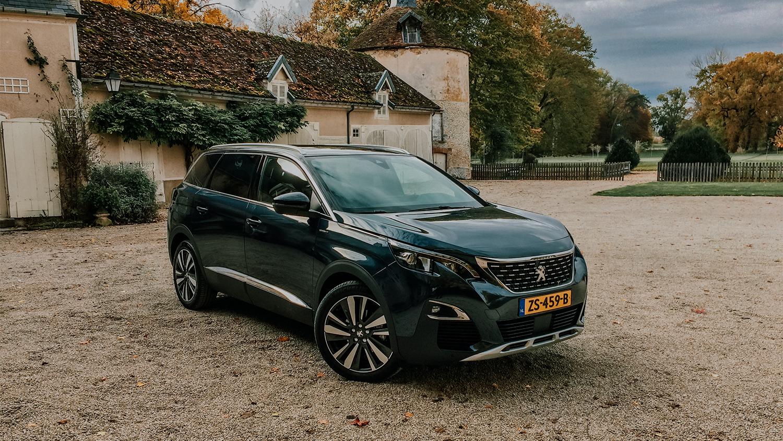 Autotest: De Peugeot 5008 voor een roadtrip naar Champagne