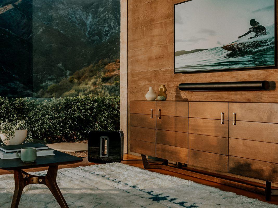 Home Cinema Next Level met de Sonos Arc Premium Smart Soundbar