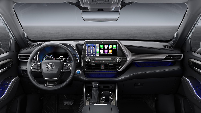 Toyota breidt SUV-aanbod verder uit met de Highlander