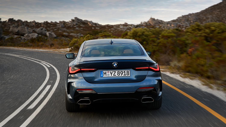 De Uitgesproken Smoel van de Nieuwe BMW 4 Serie Coupé