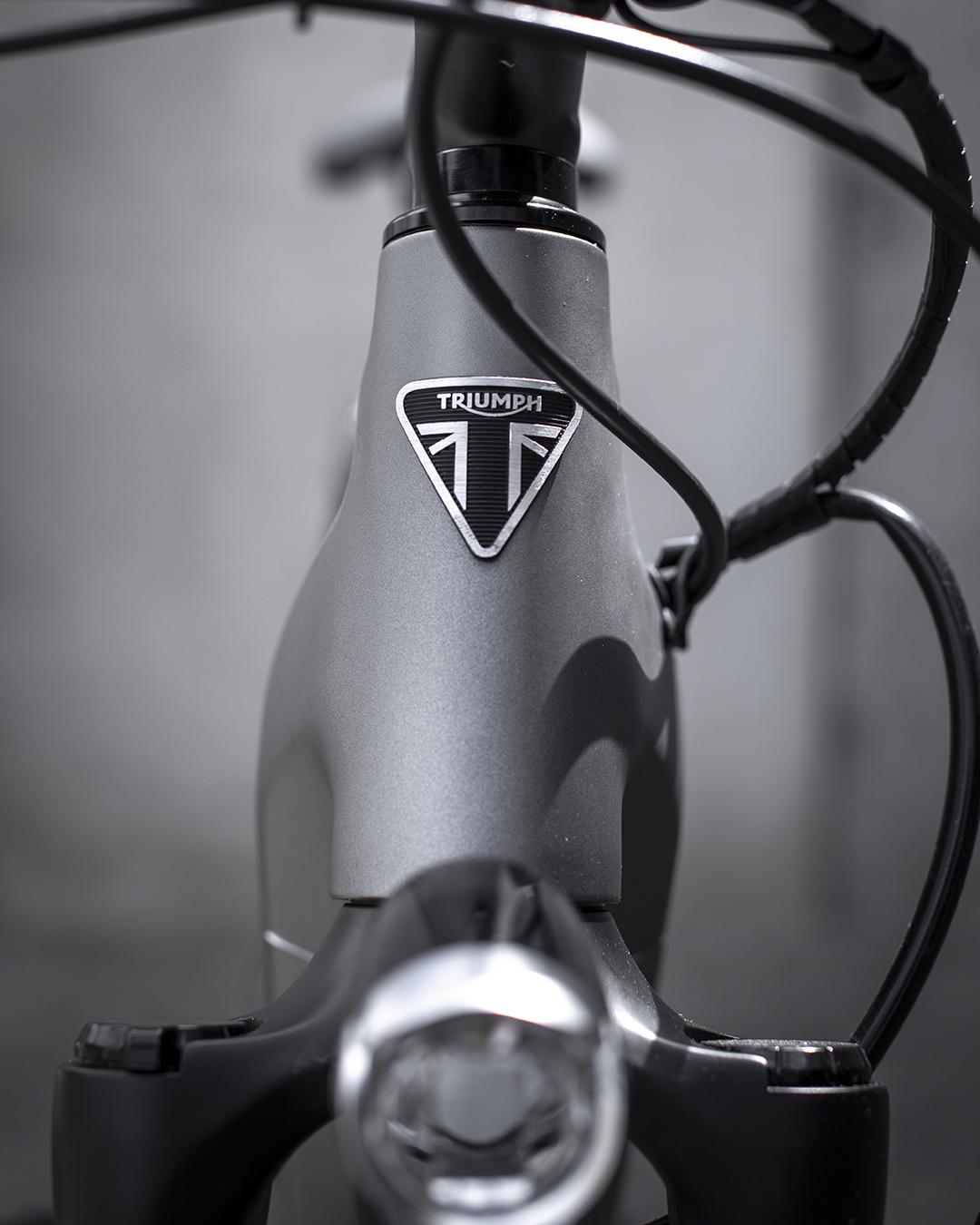 Triumph komt met Trekker GT e-bike