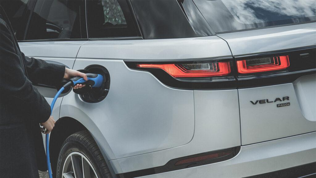 De nieuwe Range Rover Velar: het zit 'm in de details