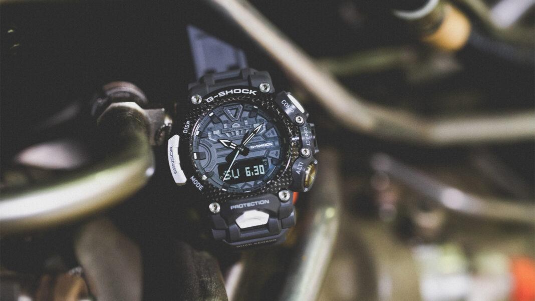Het Casio Royal Air Force x G-Shock Gravitymaster horloge… ijzersterk