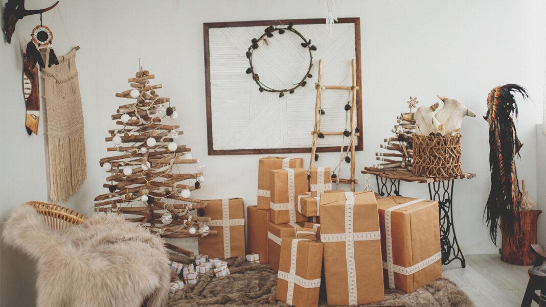 Een kerstpakket kan nog steeds