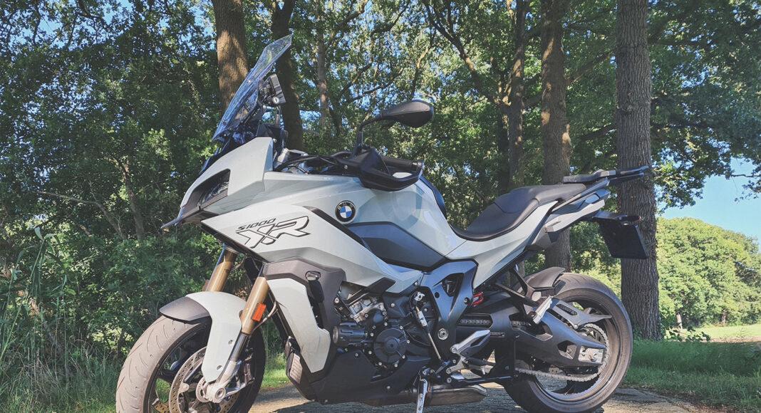 Motortest: Een week lang op de 2020 BMW S1000XR