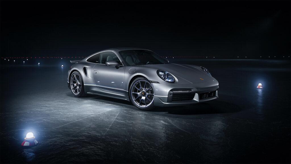 Porsche en Embraer een exclusief duo