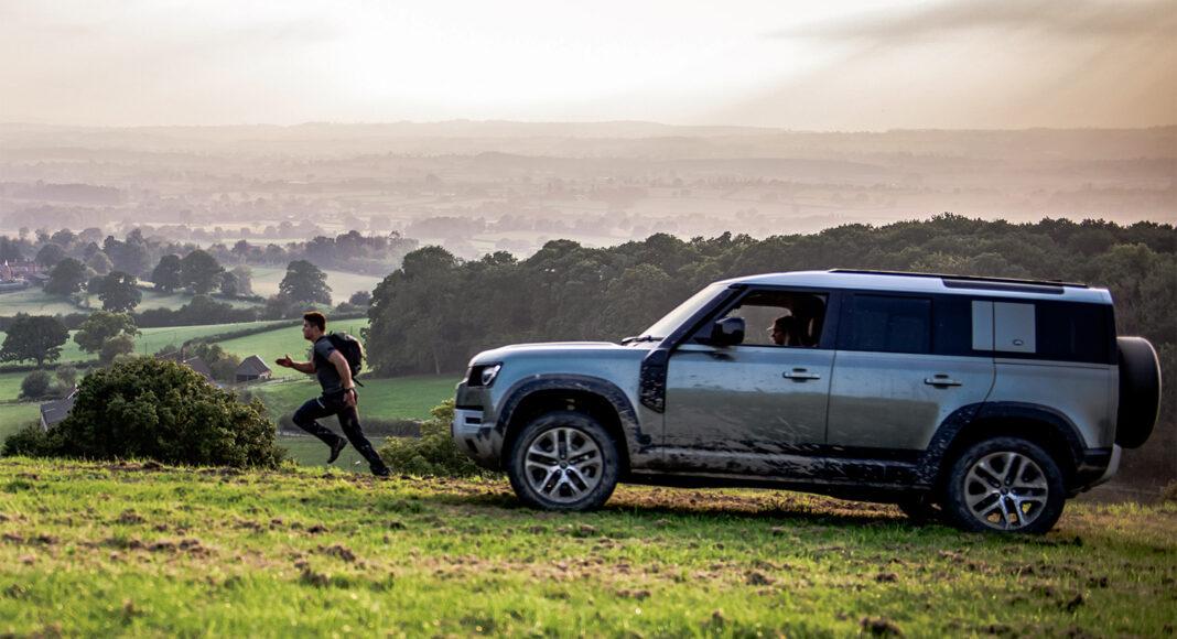 Land Rover Defender Vs Elliot Brown Holton horloge
