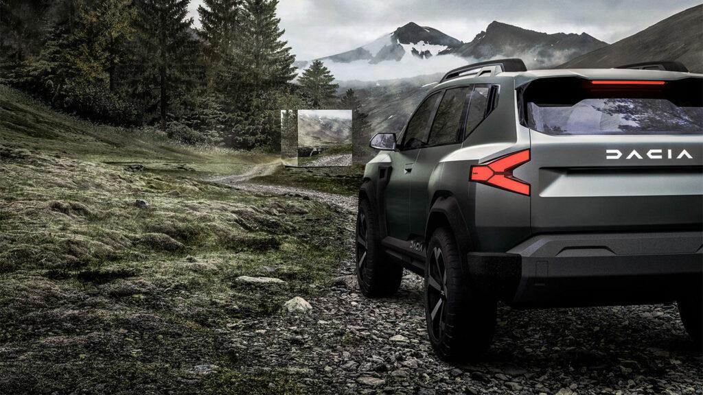 De Bigster Concept eerste SUV van Dacia