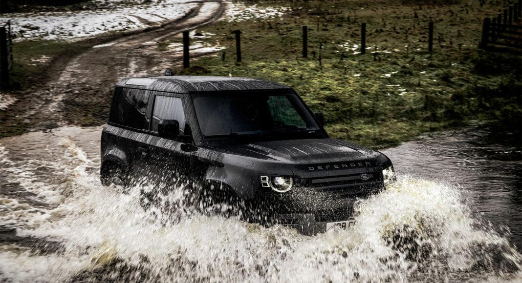 De Land Rover Defender V8 een outdoor en urban krachtpatser