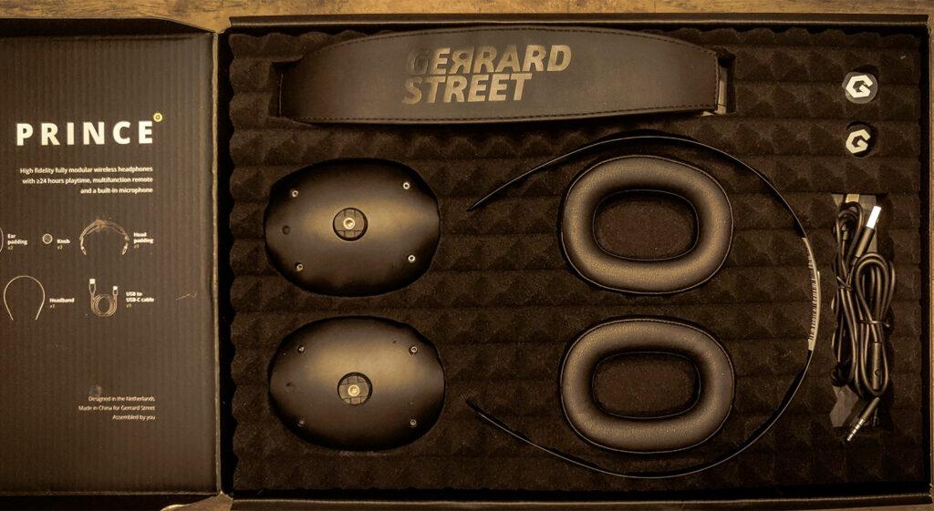 Review: Gerrard Street Prince zero-waste koptelefoon