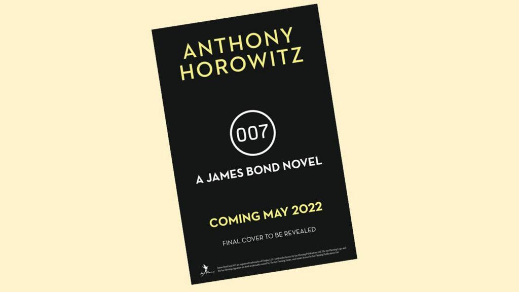 Een nieuw 'Horowitz' James Bond-avontuur in boekvorm