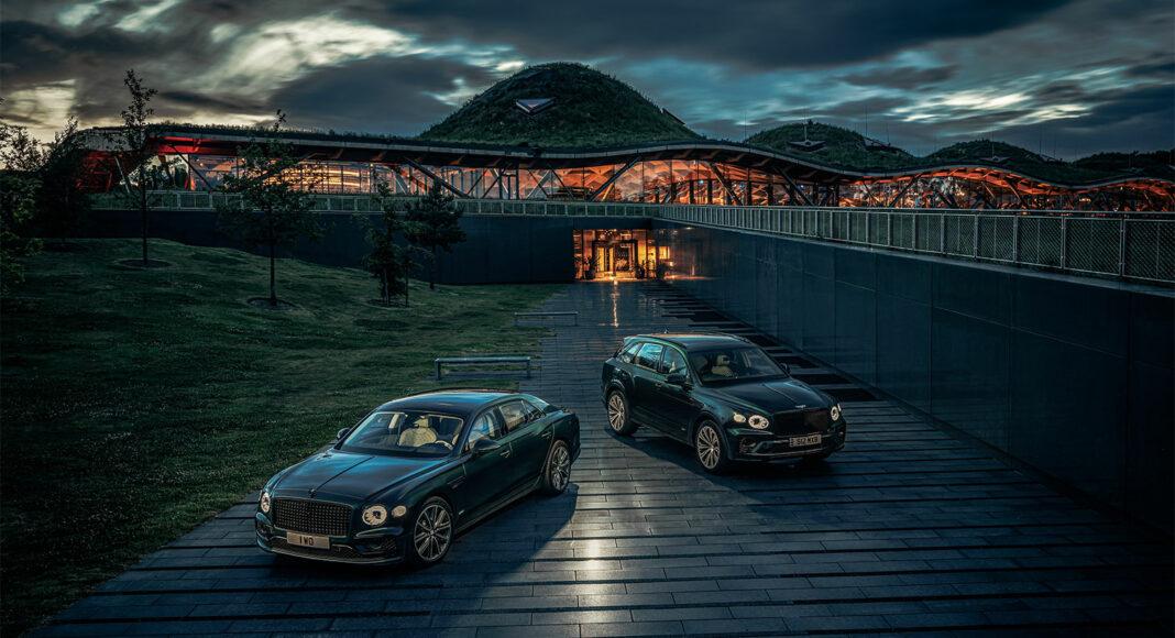 The Macallan x Bentley gaan wereldwijd samenwerken gericht op duurzaamheid