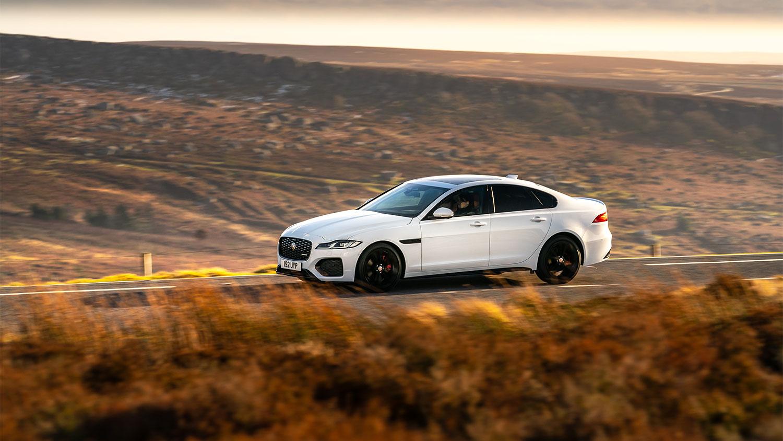 De Jaguar XF, de Britse Saloon met sportieve inborst